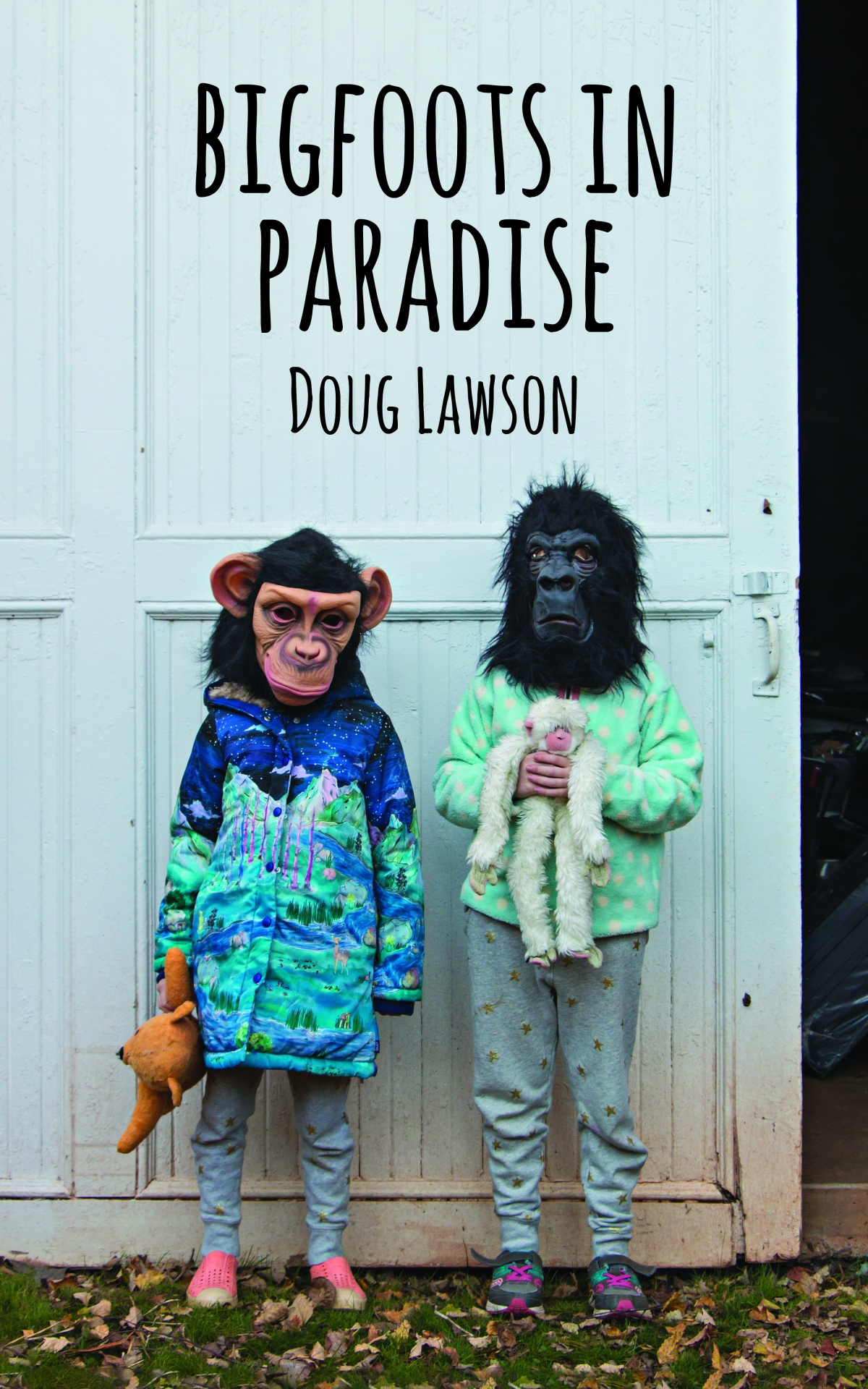 Review: Bigfoots in Paradise by Doug Lawson